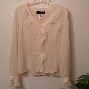 Jones New York Blouse, Size 10